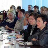 Фото №9: Відбулась конференція з нагоди Дня працівників статистики «Система державної статистики в Україні: сучасний стан, проблеми, перспективи».