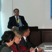 Фото №10: Відбулась конференція з нагоди Дня працівників статистики «Система державної статистики в Україні: сучасний стан, проблеми, перспективи».