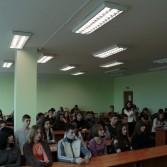 Фото №2: Конференція «О. Потебня – окраса слов'янської філології».