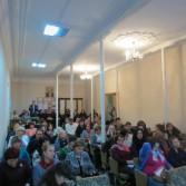 Фото №8: Фото: Семінар «Технології роботи організаційних психологів в умовах соціальної напруженості в суспільстві».