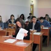 Фото №6: І етап Всеукраїнської студентської олімпіади зі спеціальності «Менеджмент організацій і адміністрування».