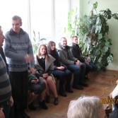 Фото №5: Зустріч випускників спеціальності «Економічна кібернетика».