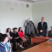 Фото №7: Зустріч випускників спеціальності «Економічна кібернетика».