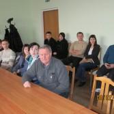 Фото №9: Зустріч випускників спеціальності «Економічна кібернетика».