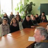 Фото №16: Зустріч випускників спеціальності «Економічна кібернетика».