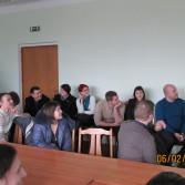 Фото №25: Зустріч випускників спеціальності «Економічна кібернетика».
