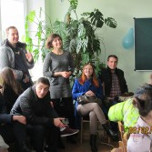 Фото №28: Зустріч випускників спеціальності «Економічна кібернетика».
