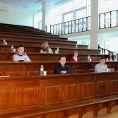 Фото №2: І етап Всеукраїнської студентської олімпіади зі спеціальності «Облік і аудит».