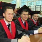 Фото №14: Випуск-2016 магістрів фінансового та економіко-статистичного факультетів.