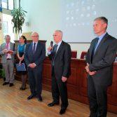 Фото №5: Підписано договір про співробітництво з Вищою банківською школою (м. Познань, Польща).