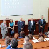 Фото №6: Підписано договір про співробітництво з Вищою банківською школою (м. Познань, Польща).