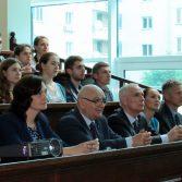Фото №8: Підписано договір про співробітництво з Вищою банківською школою (м. Познань, Польща).