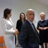 Фото №1: Делегація НАСОА відвідала Вищу банківську школу в м. Познань.
