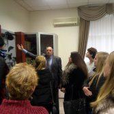 Фото №9: Екскурсія до Київського науково-дослідного інституту судових експертиз.
