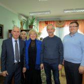 Фото №8: Зустріч студентів НАСОА з професором Віктором Михайловичем Пинзеником.