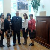 Фото №3: Зустріч студентів з фахівцем в сфері інкасації готівкового обігу.