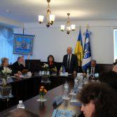 Фото №1: III Міжнародна науково-практична конференція «Стратегія розвитку України: економічний та гуманітарний виміри».