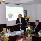 Фото №3: III Міжнародна науково-практична конференція «Стратегія розвитку України: економічний та гуманітарний виміри».