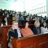 Фото №2: Зустріч студентів з радником Голови Державної служби статистики України.