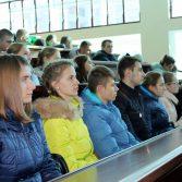 Фото №5: Зустріч студентів з радником Голови Державної служби статистики України.
