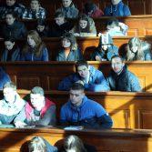 Фото №3: Зустріч студентів з радником Голови Державної служби статистики України.