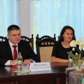 Фото №2: Студенти та керівництво Академії зустрілись з представниками Асоціації сертифікованих присяжних аудиторів в Україні.