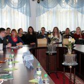Фото №3: Студенти та керівництво Академії зустрілись з представниками Асоціації сертифікованих присяжних аудиторів в Україні.