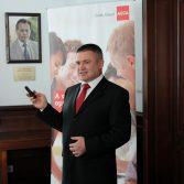 Фото №6: Студенти та керівництво Академії зустрілись з представниками Асоціації сертифікованих присяжних аудиторів в Україні.