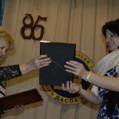 Фото №2: Своє 85-річчя відсвяткував Кіровоградський коледж статистики НАСОА.