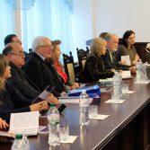 Фото №1: XIV Міжнародна науково-практична конференція «Система державної статистики в Україні: сучасний стан, проблеми, перспективи».