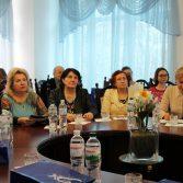 Фото №4: XIV Міжнародна науково-практична конференція «Система державної статистики в Україні: сучасний стан, проблеми, перспективи».