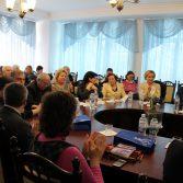 Фото №5: XIV Міжнародна науково-практична конференція «Система державної статистики в Україні: сучасний стан, проблеми, перспективи».