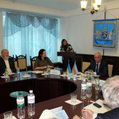 Фото №6: XIV Міжнародна науково-практична конференція «Система державної статистики в Україні: сучасний стан, проблеми, перспективи».