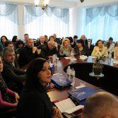 Фото №7: XIV Міжнародна науково-практична конференція «Система державної статистики в Україні: сучасний стан, проблеми, перспективи».