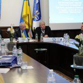 Фото №10: XIV Міжнародна науково-практична конференція «Система державної статистики в Україні: сучасний стан, проблеми, перспективи».