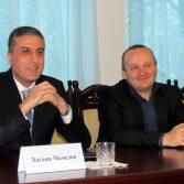 Фото №1: Підписано Меморандум про співпрацю між Академією та Центром наукових досліджень та статистичних інновацій Азербайджану.