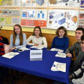 Фото №6: Інтелектуальна гра «Брейн-ринг з економіки» для студентів в Гайвороні.