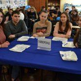 Фото №8: Інтелектуальна гра «Брейн-ринг з економіки» для студентів в Гайвороні.