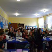 Фото №16: Інтелектуальна гра «Брейн-ринг з економіки» для студентів в Гайвороні.