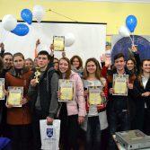 Фото №18: Інтелектуальна гра «Брейн-ринг з економіки» для студентів в Гайвороні.