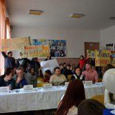 Фото №18: Інтелектуальна гра «Брейн-ринг з економіки» для школярів в Гайвороні.