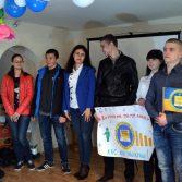 Фото №5: Інтелектуальна гра «Брейн-ринг з економіки» в Кропивницькому.