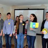 Фото №8: Інтелектуальна гра «Брейн-ринг з економіки» в Кропивницькому.