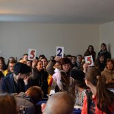 Фото №10: Інтелектуальна гра «Брейн-ринг з економіки» в Кропивницькому.