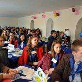 Фото №15: Інтелектуальна гра «Брейн-ринг з економіки» в Кропивницькому.