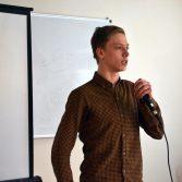 Фото №: Інтелектуальна гра «Брейн-ринг з економіки» в Кропивницькому.