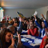 Фото №18: Інтелектуальна гра «Брейн-ринг з економіки» в Кропивницькому.