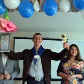 Фото №25: Інтелектуальна гра «Брейн-ринг з економіки» в Кропивницькому.