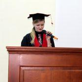Фото №9: Свято вручення дипломів випускникам-магістрам 2017!