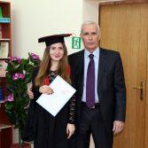 Фото №14: Свято вручення дипломів випускникам-магістрам 2017!